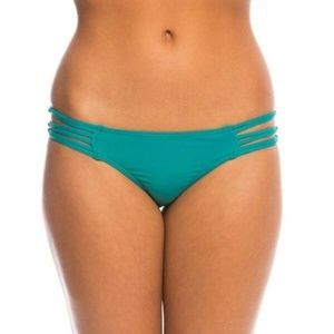O'Neill Salt Water Knotted Tab Side Bikini Bottom